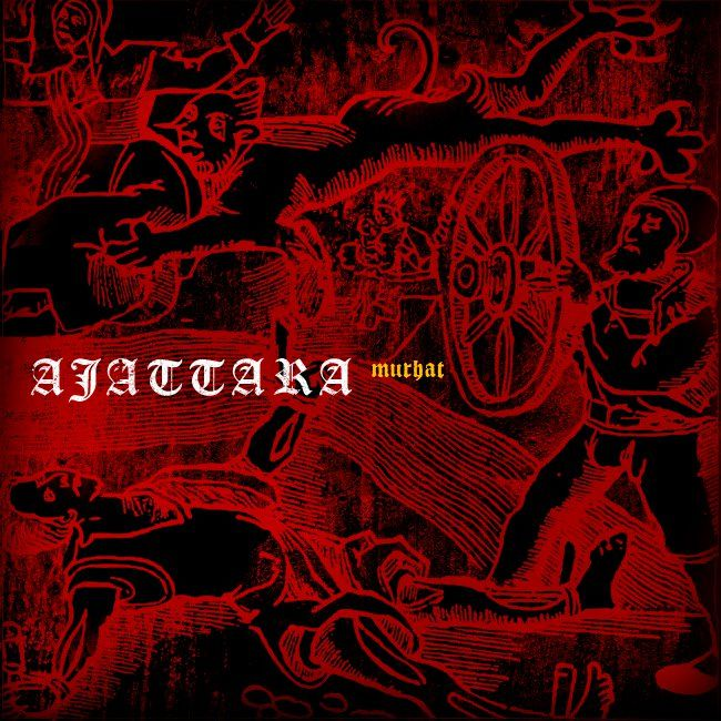 Ajattara (Finland) - [2011] Murhat {Black Metal}