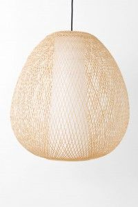 TWIGGY EGG NATURAL PENDANT by Ay Illuminate