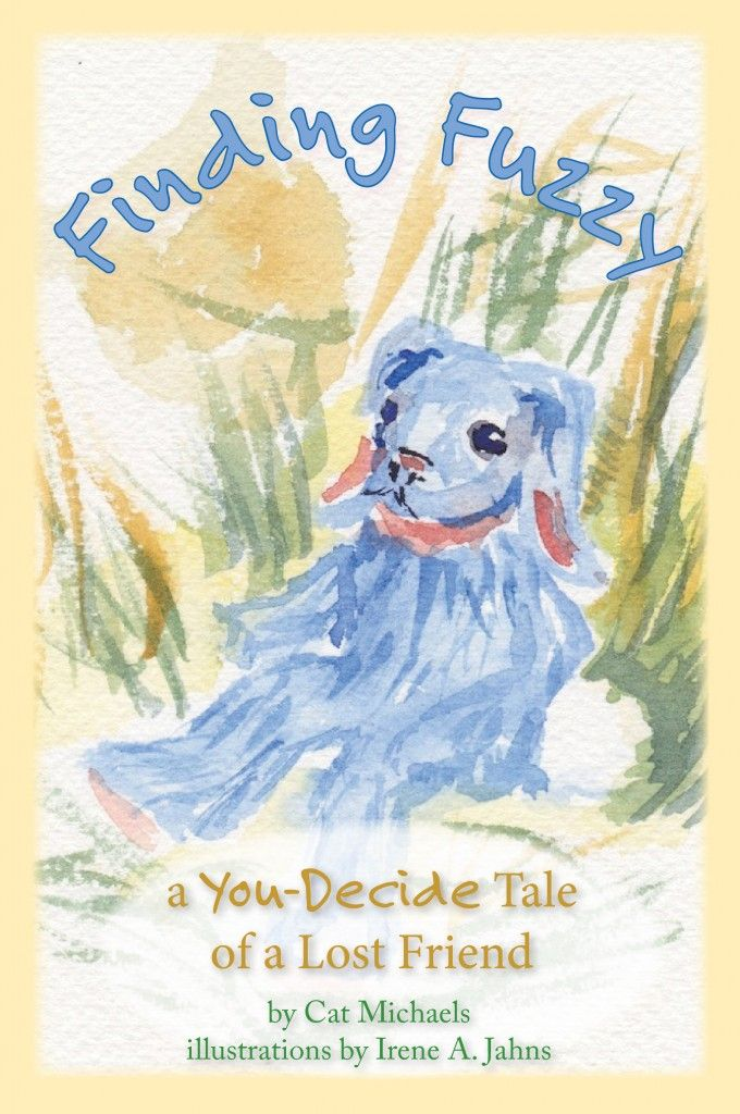 """SOS Supply: """"Finding Fuzzy - a You Decide Tale of a Lost Frien..."""