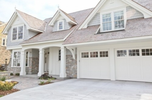 Garage corbels home exterior inspiration pinterest for Large exterior corbels