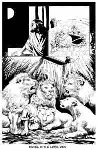 Coloring Pages | The Action Bible REMIXED