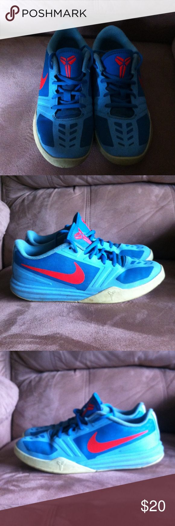 Boys Nike Basketball shoes Boys Nike Kobe Bryant basketball shoes Nike Shoes Sneakers