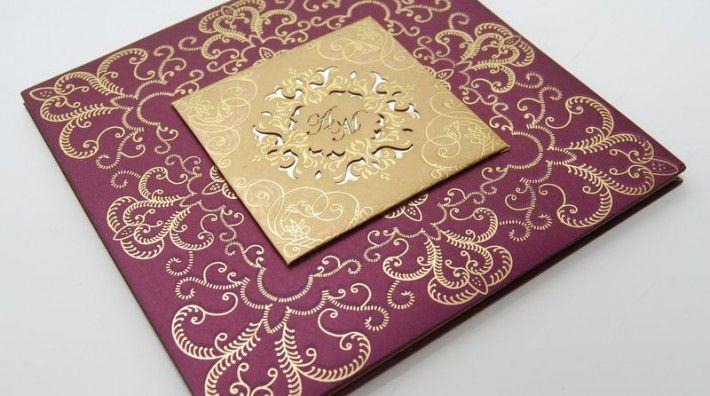 Sikh Punjabi wedding invitations London UK Punjabi – Sikh Wedding Invitation Cards