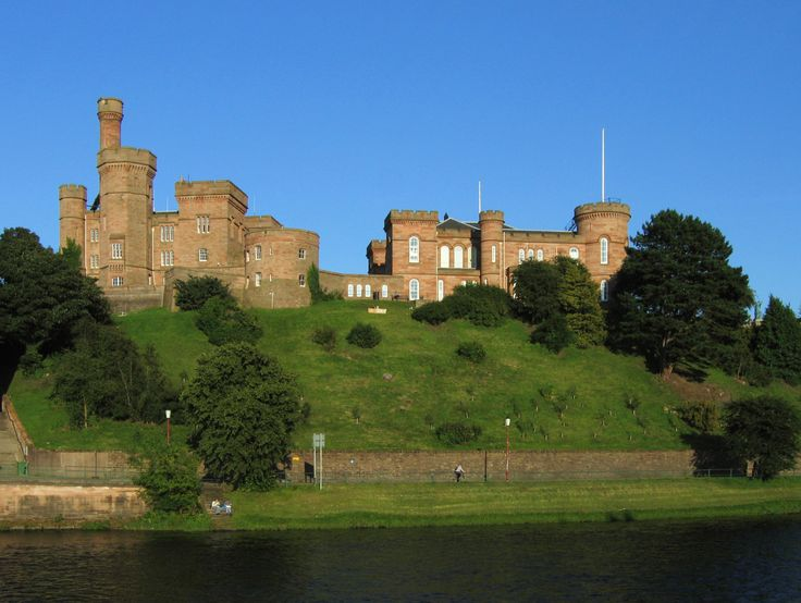 Macbeth murder at inverness castle