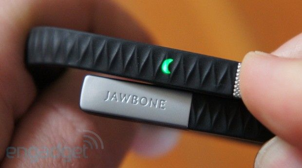 Jawbone Up extends social feed with Facebook Open Graph integration, updates alarm app for iOS