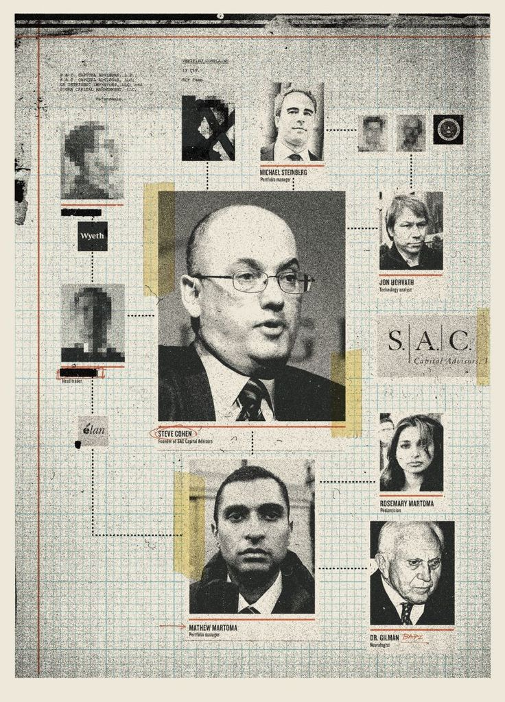 The Empire of Edge. How a doctor, a trader, and the billionaire Steven A. Cohen got entangled in a vast financial scandal. The federal investigation echoed tactics used for the Mob: get low-level workers to inform on those farther up the hierarchy.