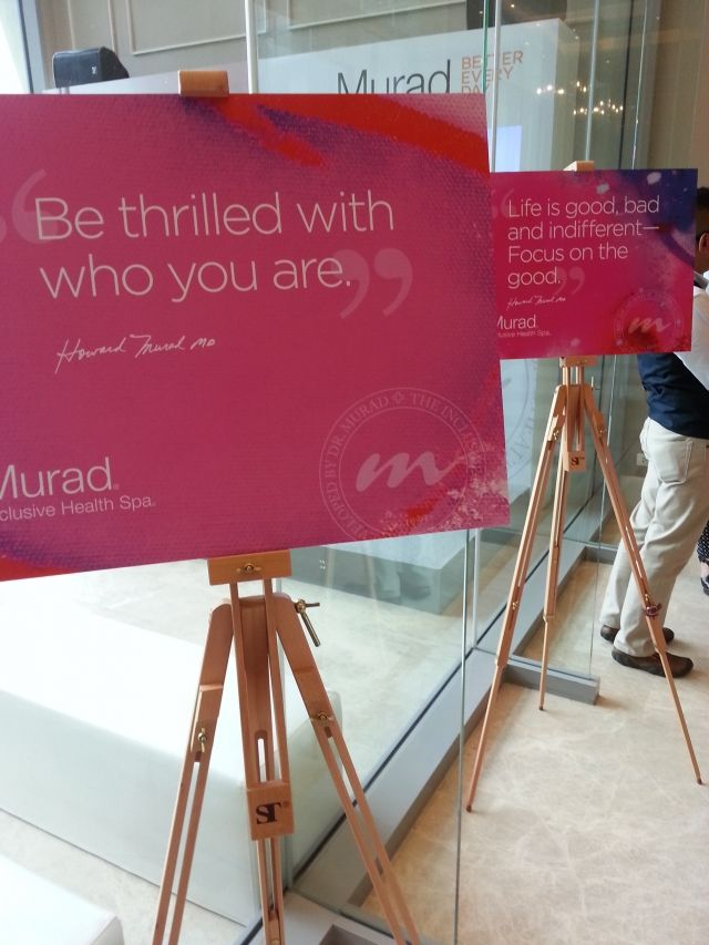Female Was Recently Invited To Bangkok Thailand Meet The Skin Expert Dr Howard Murad Owner And Creator