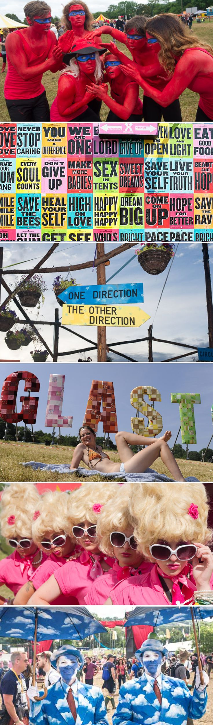 """Read our blog """"The Best of #Glastonbury2014 : Top 10 Acts and Some Dirty Muddy Highlights"""" at http://www.creation.com.es/creation5app/en/the-best-of-glastonbury/"""
