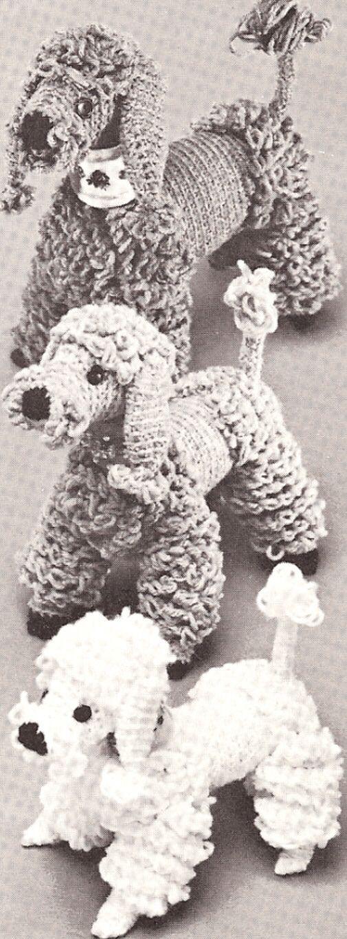 Free Amigurumi Poodle Pattern : Best images about amigurumi crochet animals on