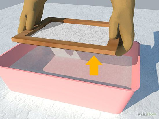How to Make Paper: 17 Steps - wikiHow