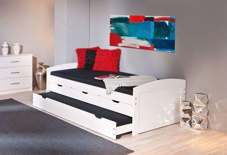 2-in-1 multi-functionele bed ontworpen door Interlink SAS met Duitse kwaliteitseisen. Slapen als een roos! Ulli belooft dit op twee niveaus. Met zijn veelzijdige toepassingsmogelijkheden herdefinieert Ulli de definitie van de term logeerbed, omdat het compact onder de bed verborgen zit.  Deze slaapbank is niet alleen een bed, want de bovenbed biedt aantrekkelijke mogelijkheden om te zitten, uit te strekken of te ontspannen gedurende de hele dag.