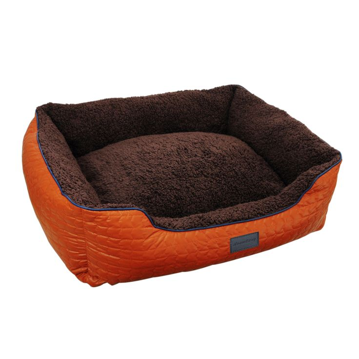 drowzzzy by ez living home Chevron Couch Bed Tangerine