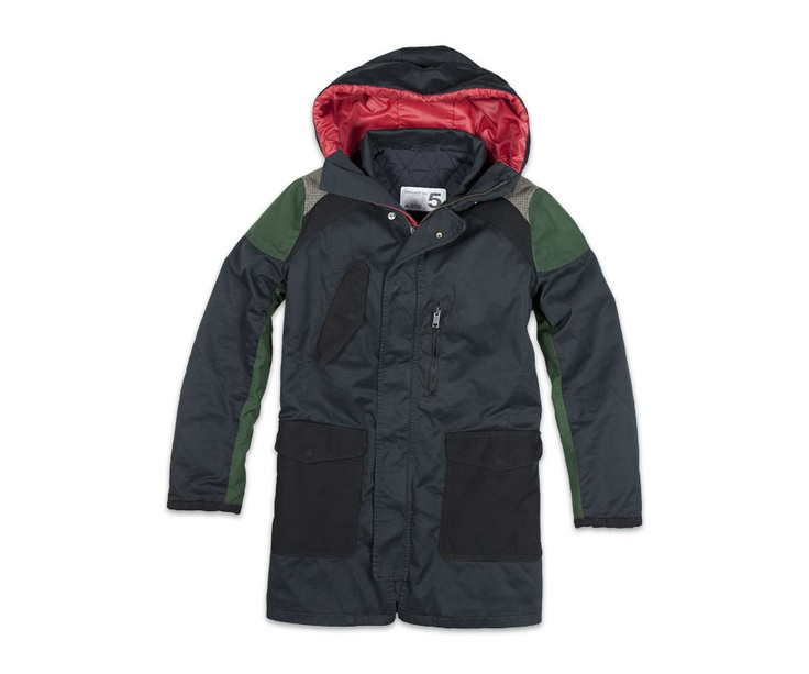 Parka Cairo - #Department5 - http://www.department5.com