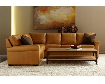 Sleeper Sectional And Leather On Pinterest