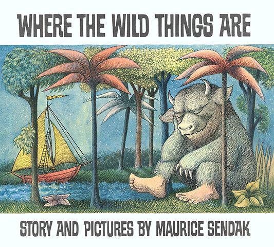 Maurice Sendak: The quintessential author illustrator for all ages.