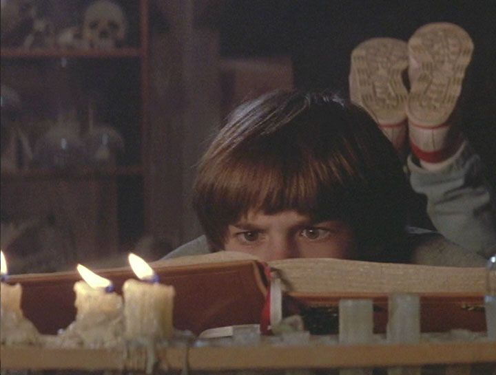 Neverending Story, this is how I feel when I get into a good book