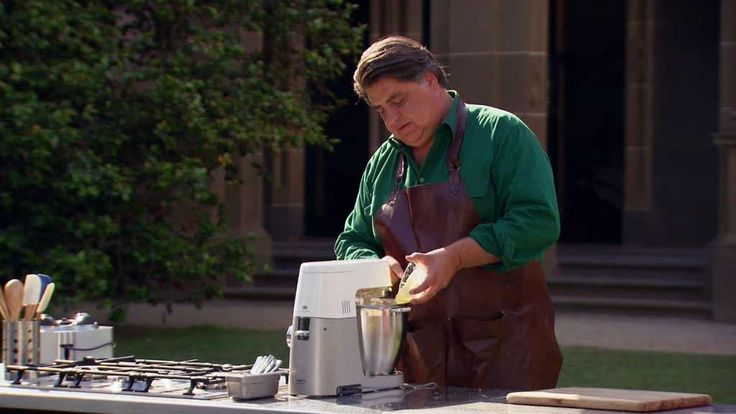 MasterChef Australia Matt's MasterClass: The Best Baked Cheesecake - it really is the best Cheesecake ever!