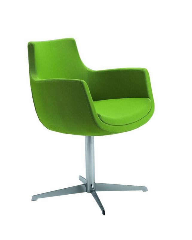 Houston Chair - Product Page: https://www.genesys-uk.com/Houston-Chair.Html  Genesys Office Furniture Homepage: https://www.genesys-uk.com  The Houston Chair is a modern, eye catching visitor and meeting chair that comes with either a swivel pedestal or star chrome base.