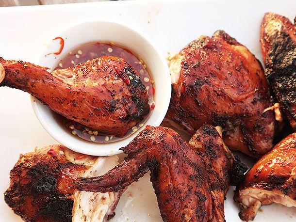 ... about Gai Yang on Pinterest | Grilled Chicken, Chicken and Grillen