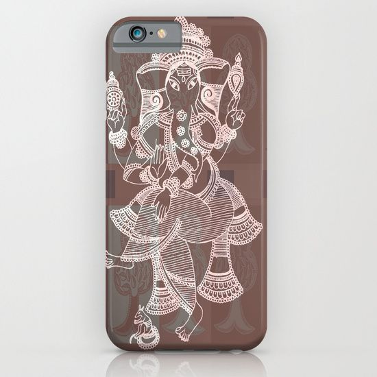 Ganesha iPhone & iPod Case