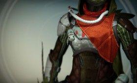 Destiny The Taken King - Hunter Female Chest Piece