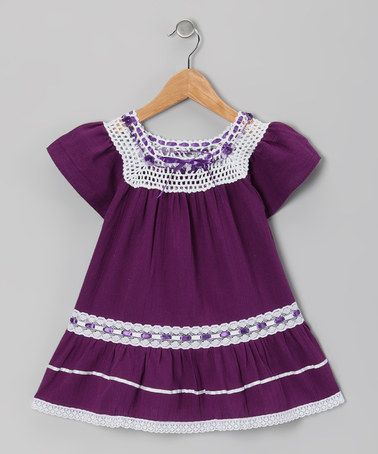 Purple Lucy Ibicenco Dress