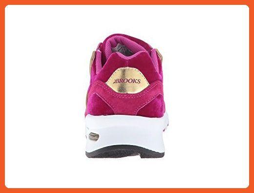 Gel-FujiAttack 5 G-TX, Gymnastique Femme - Violet - Viola (Eggplant/Sport Pink/Lemon), 40 EU EUAsics