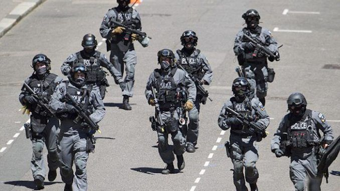 Over 5,000 military personnel have been ordered to take over law enforcement on the streets of London, as the British government imposes martial law and ushers the nation towards the next phase of the New World Order.
