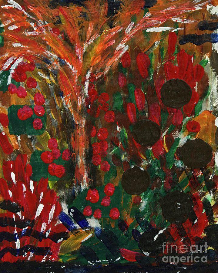 Overfloedighetshorn/cornucopia by Suzanne Thobro