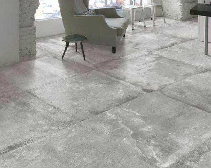 Sienna Petra Grey Natural 32x32 Porcelain Tile Porcelain Tile