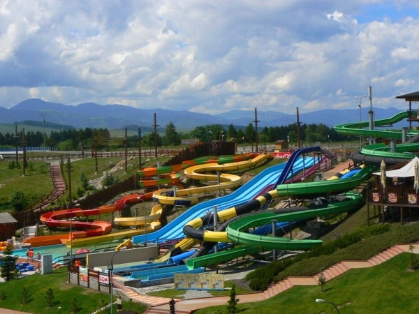 Holiday Village Tatralandia in Tatralandia Holiday Resort, High Tatras, #Slovakia