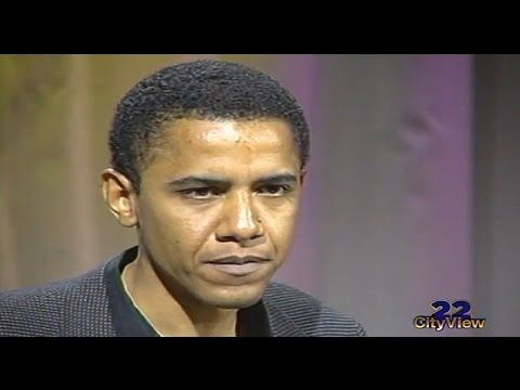 Shocking 1995 Video Surfaces Of Obama Revealing Who He REALLY Is [Video] | Shar Hag - YouTube