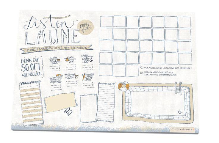 25 einzigartige schreibtischunterlagen ideen auf pinterest tagesplan to do planner und. Black Bedroom Furniture Sets. Home Design Ideas