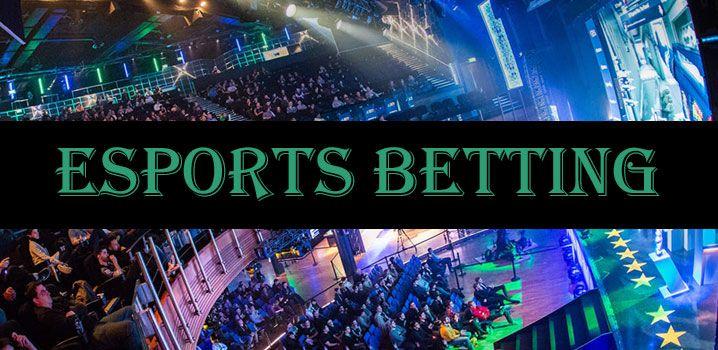 Esports Betting Casino Bet Gambling Sites Online Casino Games