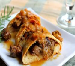 Lamb Parcels and Lamb Rosemary Pizza Recipe Video by StevesCooking | ifood.tv