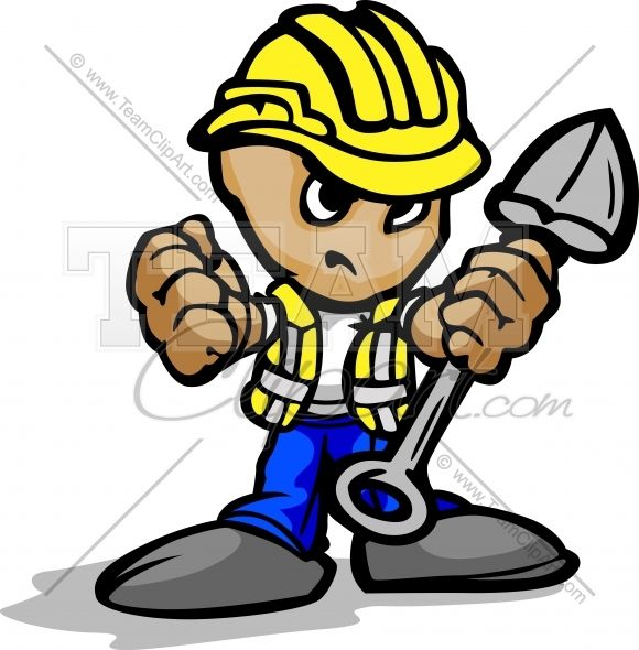 construction worker hat clipart - photo #39