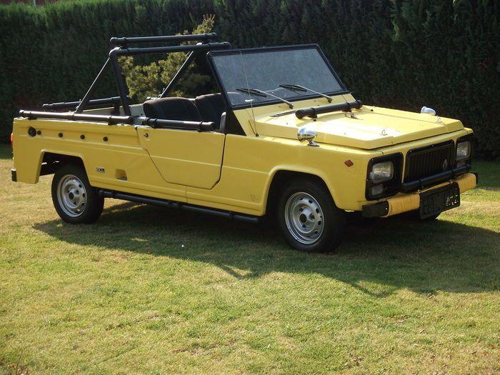 Renault Rodeo acl 6 'Safari' - 1978