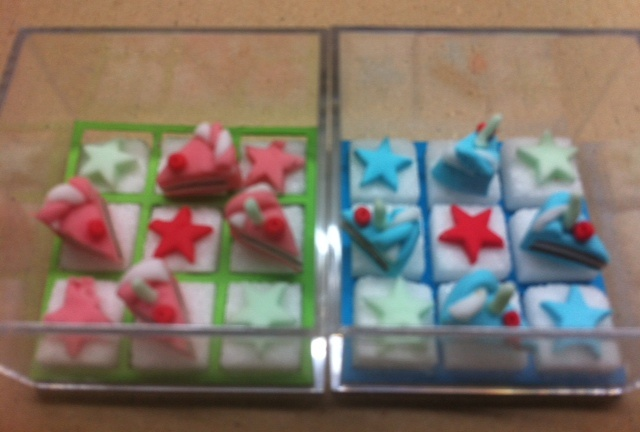 sugar cubes for Happy b-day!!!@wrap
