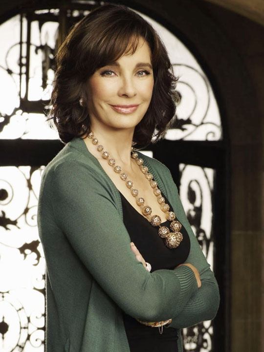 Anne Archer, A woman who gets more beautiful every year.