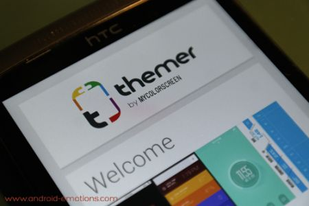 Themer: the application that it's exciting the Android users