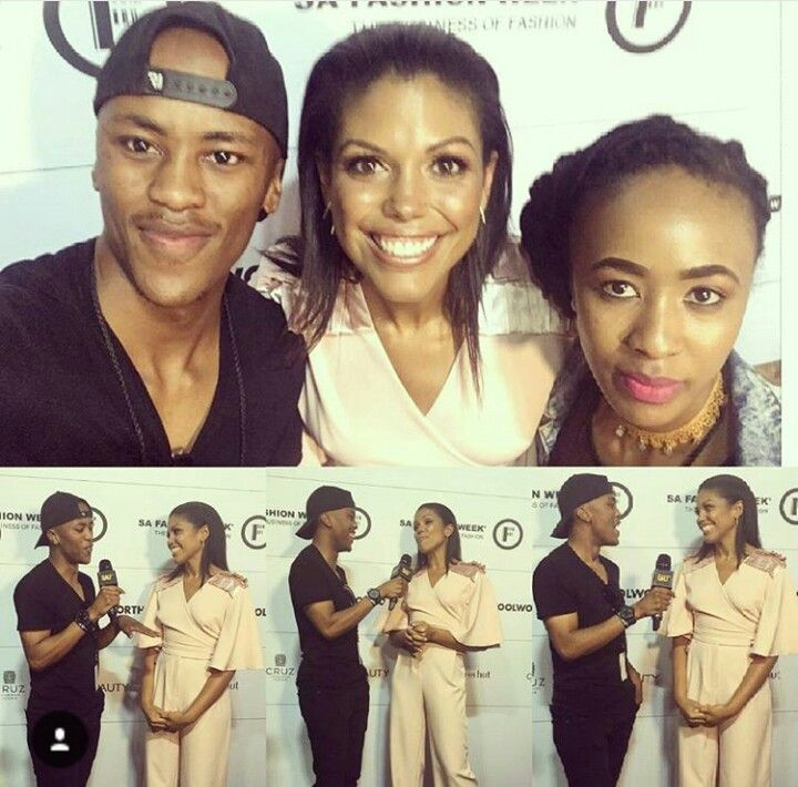 AZARIA speak to the bold and the buetiful  actress Karla M