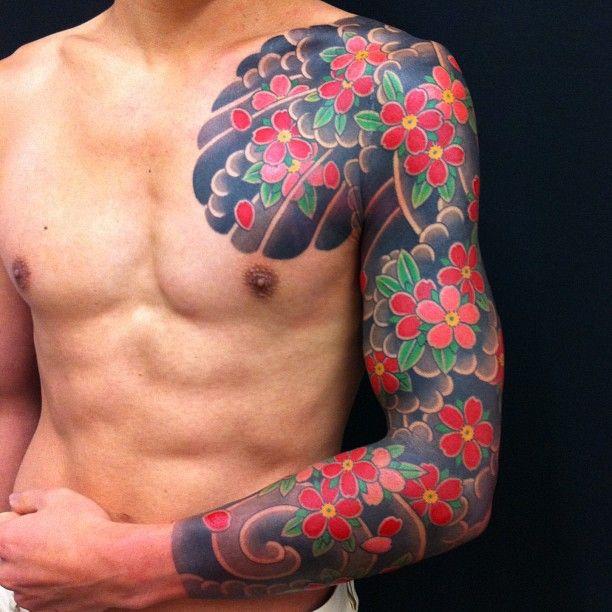 1002 Best Japanese Full Body Tattoo Images On Pinterest: 17 Best Images About Japanese Tattoos On Pinterest