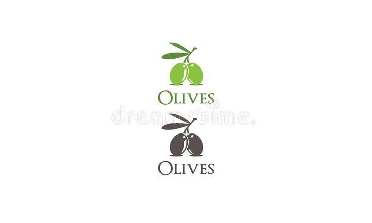 Download The olive oil stock illustration. Image of kitchen, olives - 104891914