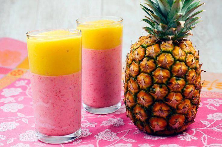 die besten 25 smoothies mit kokosmilch ideen auf pinterest fruchtshakes morgen smoothies und. Black Bedroom Furniture Sets. Home Design Ideas