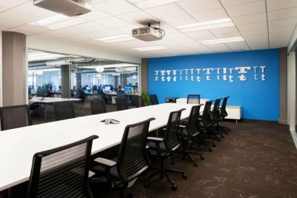 Twitter's office in San Francisco