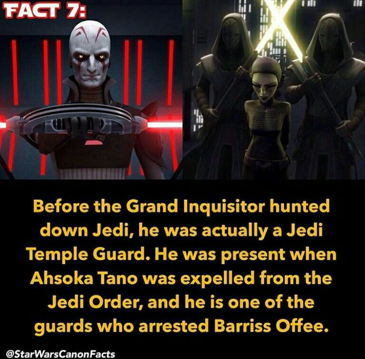 He fell to the darkness just like Anakin did // Star Wars Facts