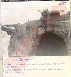 Archive Awareness : SU/ISU-152 vs the German Big Cats
