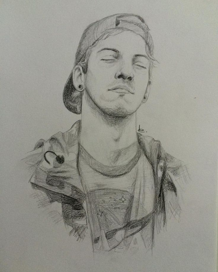 Omg I love this sketch of josh.