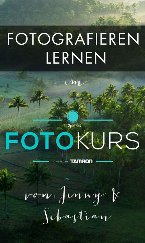 Fotokurs – Online fotografieren lernen
