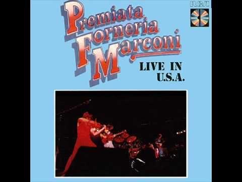 Premiata Forneria Marconi - Alta Loma Five till Nine {Pt.1}